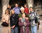 Participants à l'atelier intergénérationnel 2008