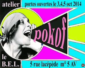 Pokof, 3,4,5 octobre 2014