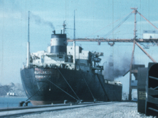 Fos sur Mer, années 60