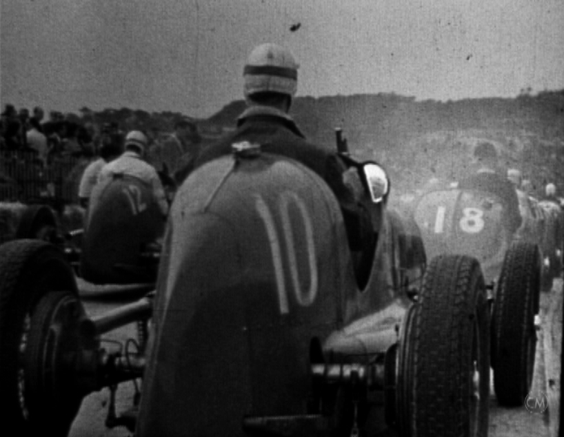 1er Grand prix automobile de Marseille en 1946