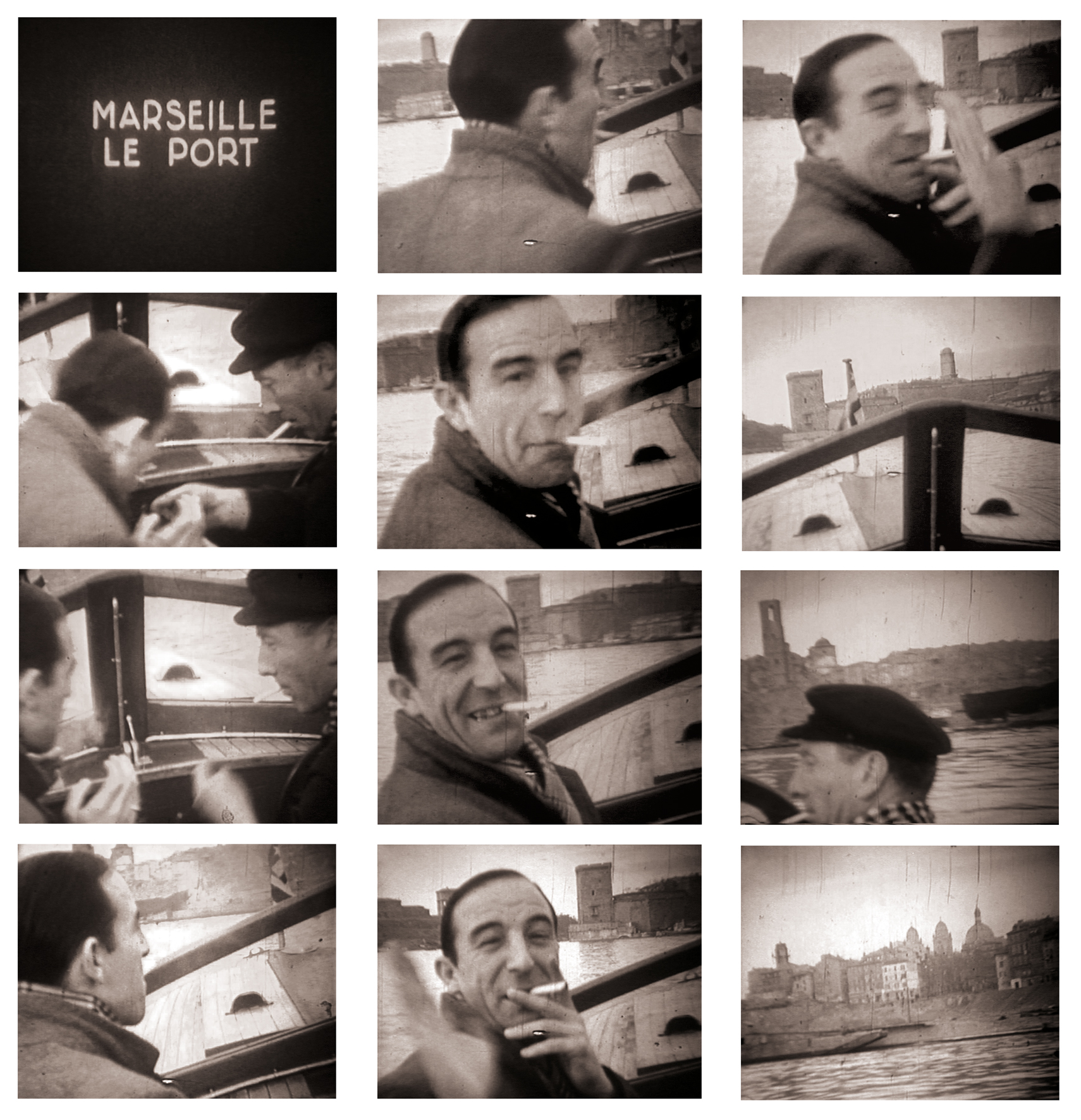 marseille-le-port-annees-40-projets 2014 cinememoire
