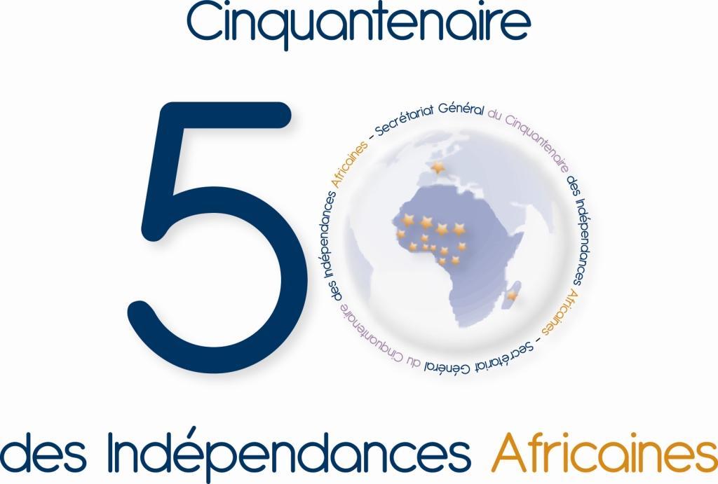 label commission du cinquantenaire des indépendances africaines