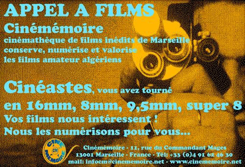 Cinéma amateur algérien