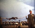 Méchoui à Sétif avec le Maréchal Juin, 1958