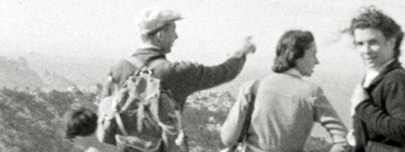Sormiou, octobre 1940