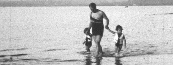 plage du Jaï, octobre 1934